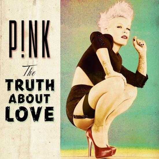 Pink reveló el tracklist de su album The Truth about Love