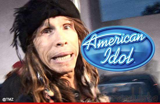 Steven Tyler dice Bye Bye a American Idol