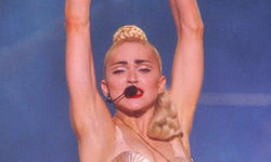 Demandan a Madonna por Vogue