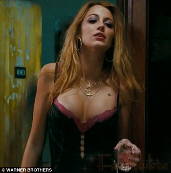 Blake Lively nunca estará desnuda en un film