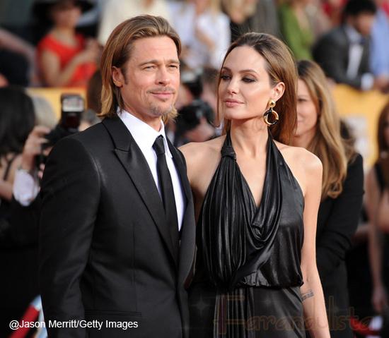 Angelina Jolie & Brad Pitt se casan este fin de semana?