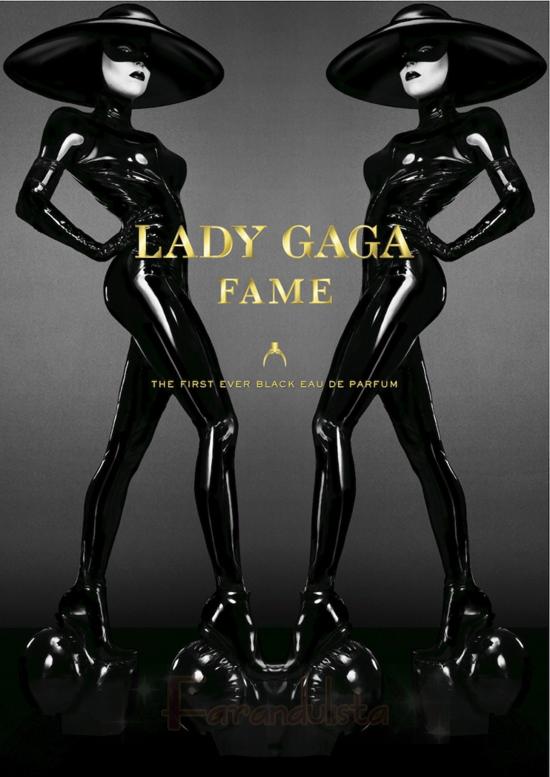 Lady Gaga en la segunda Promo de Fame