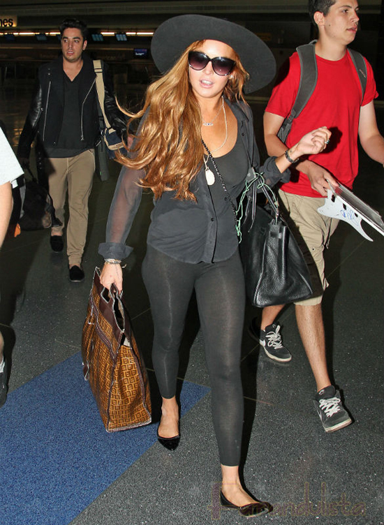 Oooh... Lindsay!!