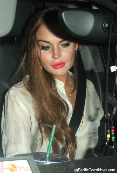 Lindsay Lohan en un video de Lady Gaga?