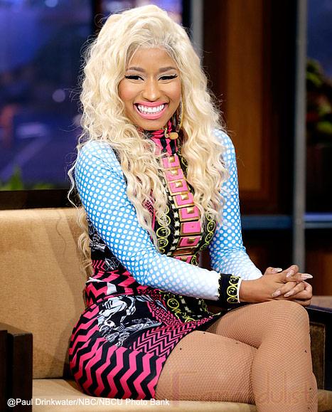 Nicki Minaj se une a Mariah Carey como Juez de American Idol?