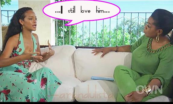Rihanna ama a Chris Brown!!