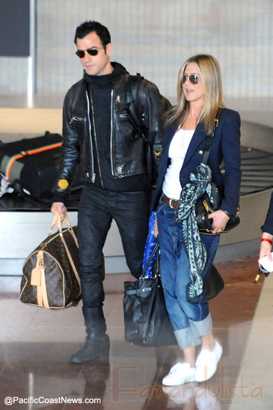 Jennifer Aniston y Justin Theroux se casan sin prenup? WHAT?