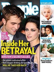 Robert Pattinson en la casa de campo de Reese Witherspoon