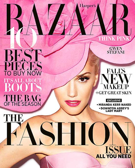 Gwen Stefani revela su secreto para estar en forma - Harper's Bazaar