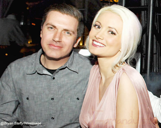 Holly Madison EMBARAZADA!!! De su novio Pasquale Rotella!
