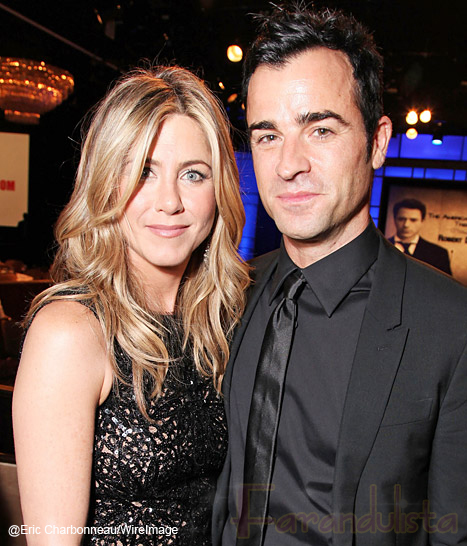 Jennifer Aniston y Justin Theroux terminaron? Nope!