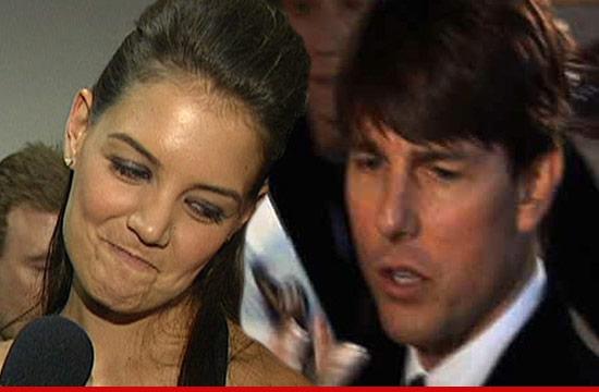 Katie Holmes queria el divorcio de Tom Cruise, no su dinero