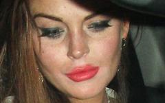 Lindsay Lohan en un video de Lady Gaga?