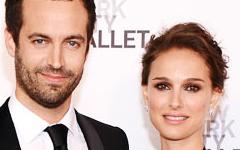 Natalie Portman y Benjamin Millepied celebraron su boda!