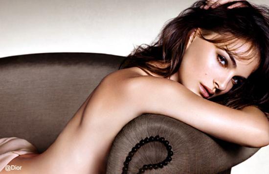 Natalie Portman para Rouge Dior Nude Lipcolor - Promo