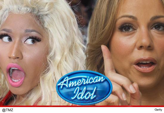 No hay nuevo juez en American Idol y Mariah está furiosa!!