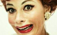 Sofia Vergara a lo Lucille Ball – HILARIOUS!