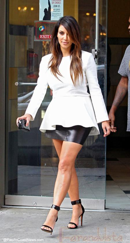 Kim Kardashian es rechazada para la estrella en el Walk of Fame!!!