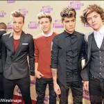 Ganadores de los MTV Video Music Awards 2012 - Red Carpet