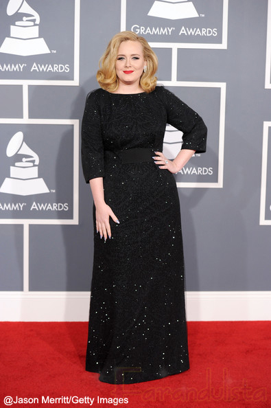 Adele diseñará ropa Plus Size para Burberry???