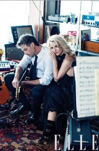 Britney Spears en Elle magazine... Es duro ser como Kim Kardashian! LOL!