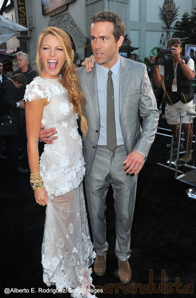 Ryan Reynolds y Blake Lively se CASARON!!!!