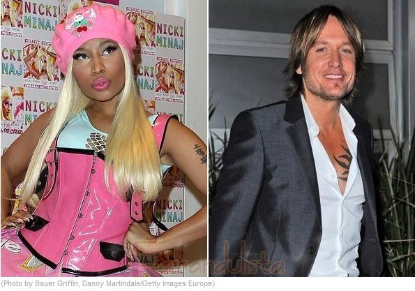 OFICIAL!! Nicki Minaj y Keith Urban jueces de American Idol
