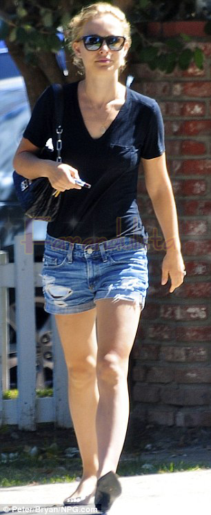 Natalie Portman rubia - Hot o Blah!?