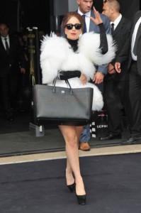 Lady Gaga posa en ropa interior - Bulímica y anoréxica desde los 15