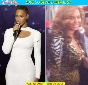 Beyonce embarazada por segunda vez??? Not so fast...