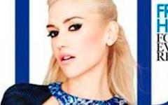 Gwen Stefani: Ser Mamá es duro! – Elle magazine UK