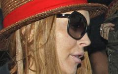 Lindsay Lohan fue de emergencia al hospital…