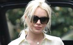 Lindsay Lohan arrestada en NY por golpear a un peatón con su auto