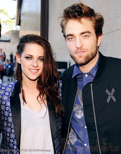 Robert Pattinson se muda con Kristen Stewart ... again!!
