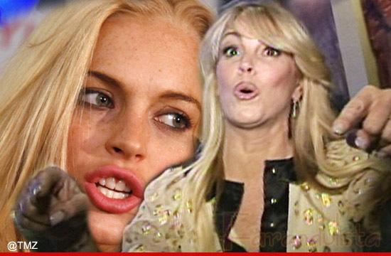 Lindsay su madre se pelean - llaman al 911!!