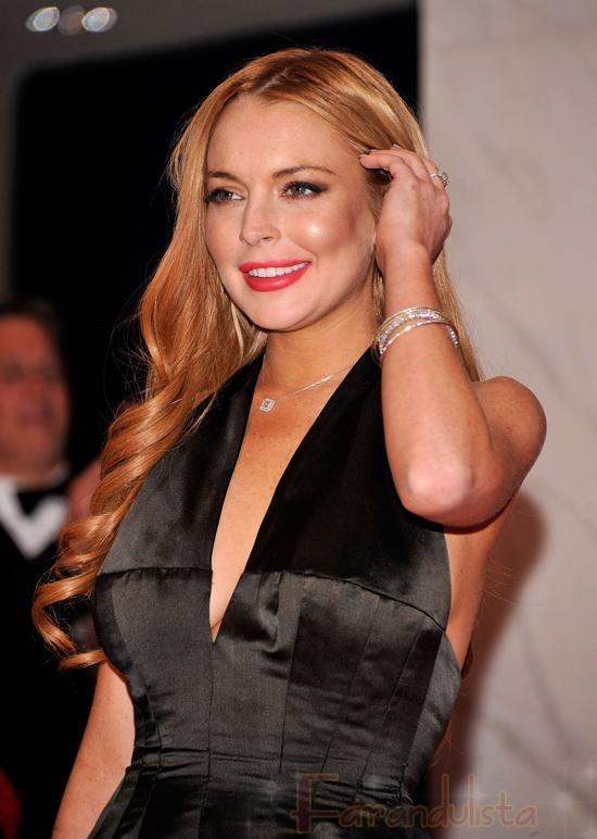 Lindsay Lohan hablará con Barbara Walters