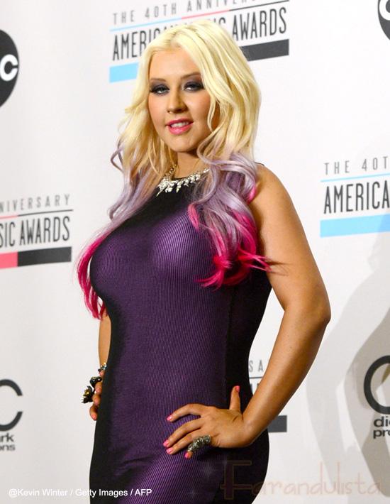 Nominados a los American Music awards 2012 - Nicki y Rihanna con 4