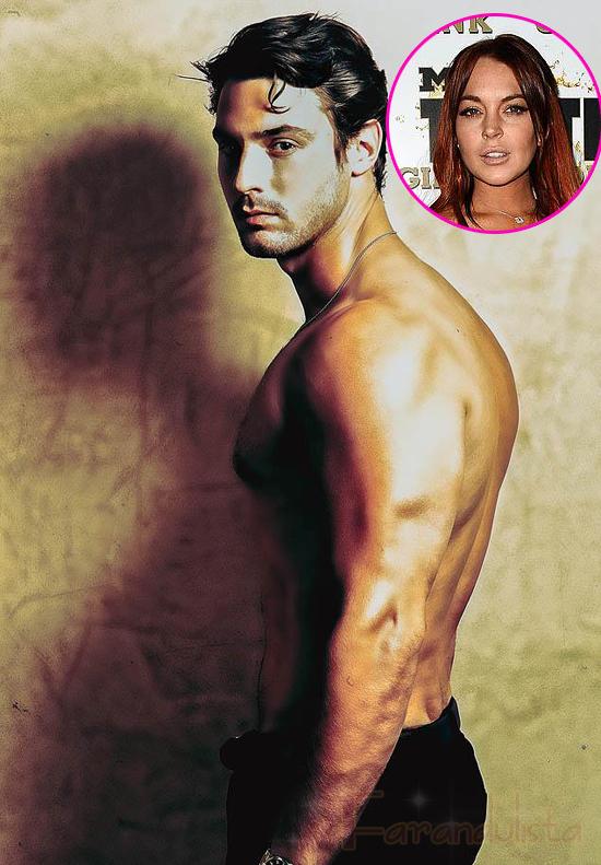 Josh Chunn confirma ser el novio de Lindsay Lohan
