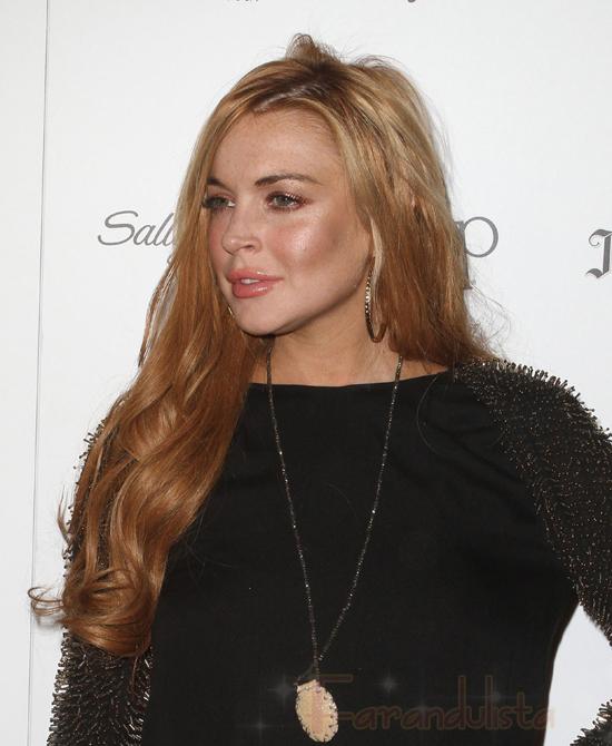 Lindsay Lohan roba de nuevo?