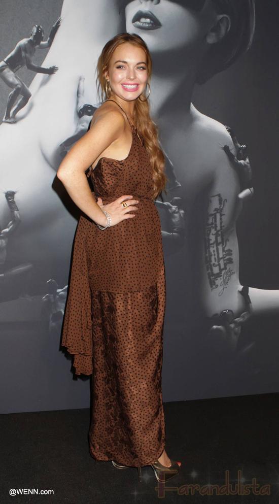 Lindsay Lohan fue atacada en su habitación de Hotel - UPDATE!