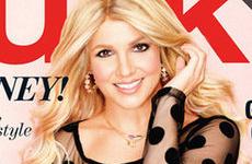 Britney Spears en Lucky Magazine – Diciembre 2012