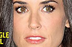 Demi Moore celosa y frustrada por la relación de Ashton & Mila