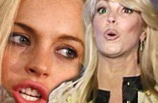 Lindsay su madre se pelean – llaman al 911!!
