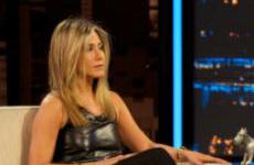 Jennifer Aniston llora en su primera entrevista post-compromiso
