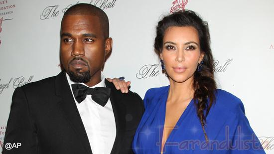 Kim Kardashian en un segundo video... de esos