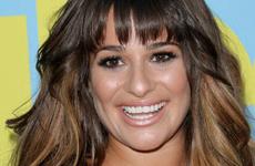 Lea Michele se rie de los rumores de embarazo