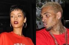 Rihanna y Chris Brown juntos de nuevo… en secreto?