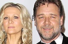 Russell Crowe y su esposa Danielle Spencer se separan