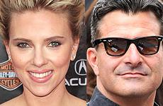 Scarlett Johansson es soltera again!
