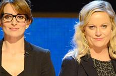 Tina Fey y Amy Poehler animarán los Golden Globes 2013